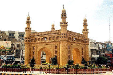 char minar chowrangi Bahadurabad Karachi
