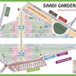 Saadi Garden, property in scheme 33