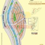 bahria town karachi precinct 14 booking
