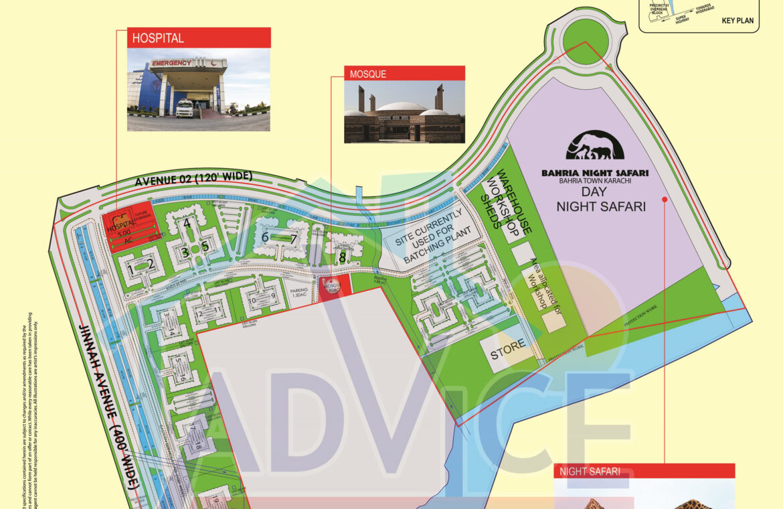 bahria town karachi precinct 19 booking