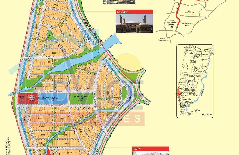 bahria town karachi precinct 4 booking